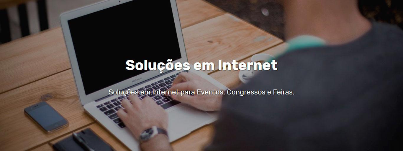 Soluções em Internet
